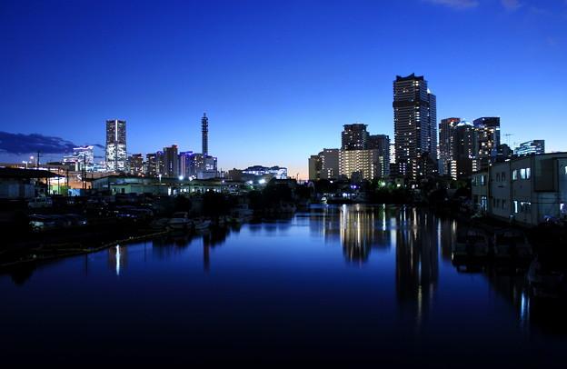 裏横浜夜景~浦島 Night~