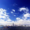 真冬の横浜港