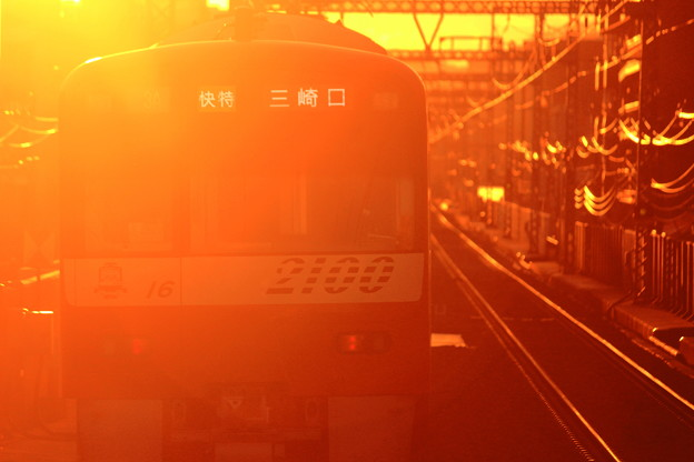 Photos: 黄金京急~Way Too Intense~