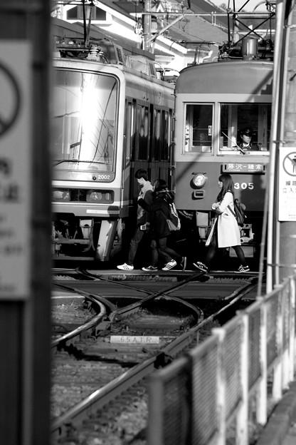 Photos: Hey People~長谷駅の人々~