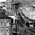 Photos: 東京駅俯瞰。