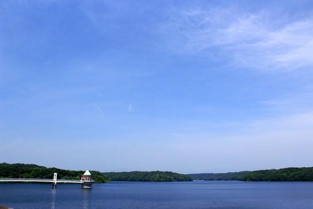 狭山湖ブルー