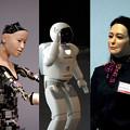 写真: Robots