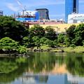 写真: 庭園モノレール