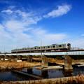 写真: 青空電車~八高線バージョン~