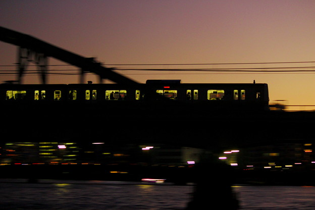 黄昏 Sobu Line