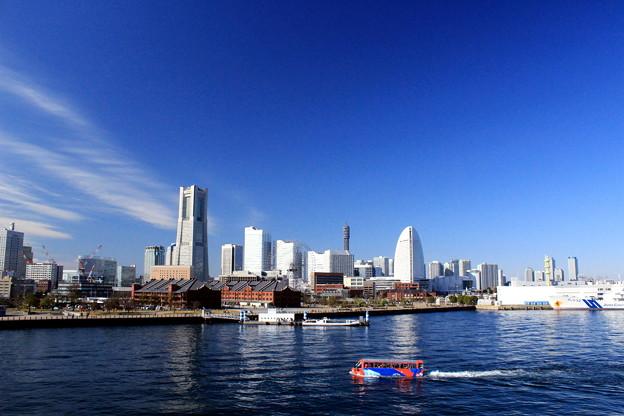 師走のBlue Yokohama