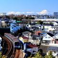 写真: Subway富士