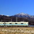 写真: 霊峰小田急