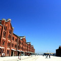 Photos: Red Brick In Blue