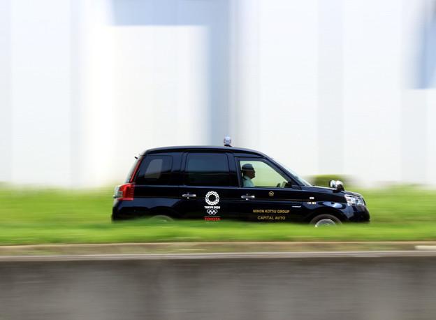 写真: Hey! Taxi!