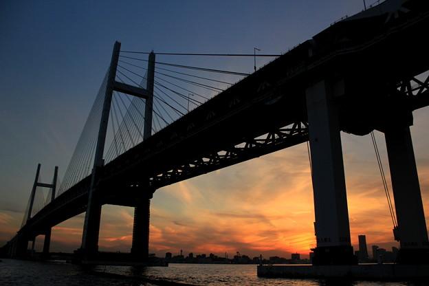 夕刻ブリッジ