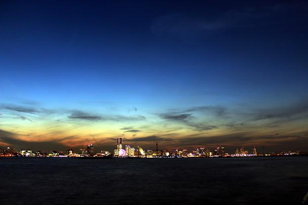 黄昏 City Lights