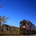 Photos: Blue Sky わ鐵