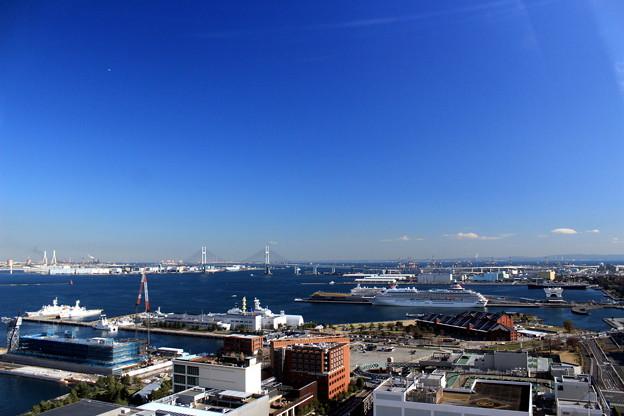 Fly On Yokohama Port