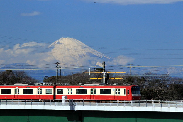 富士山電車~京急バージョン~