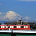 Photos: 富士山電車~京急バージョン~