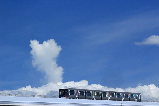 Summer Sky Train