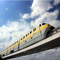 Photos: 夢の国の電車
