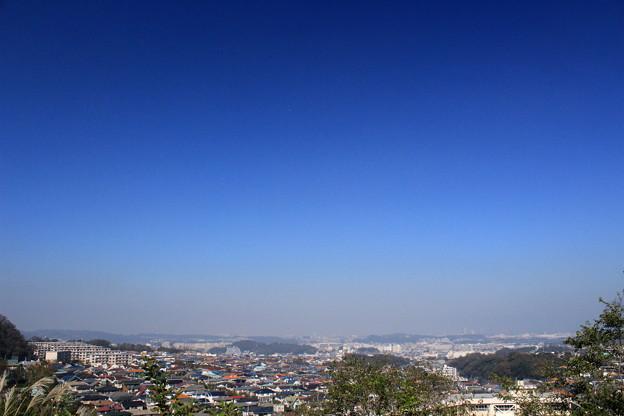 鷹取山ブルー
