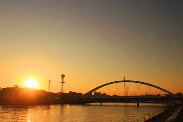 Photos: My Hometown Sunset