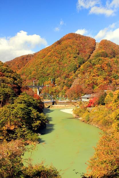 Photos: 秋深まる温泉郷