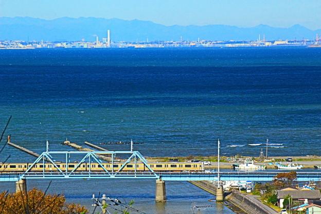 Photos: 湾岸電車
