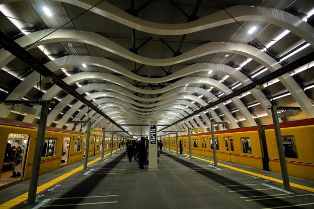 Photos: 新生渋谷駅