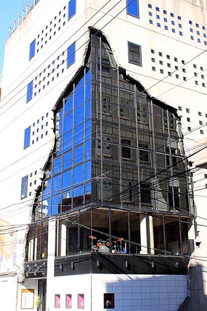 崩壊ビルディング