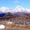 Photos: 雪山東武
