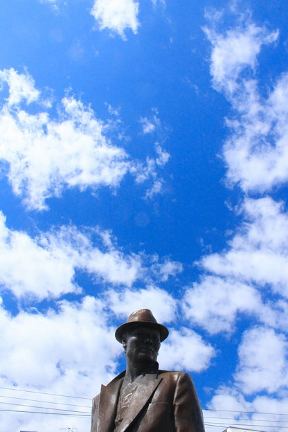 Blue Sky 寅さん