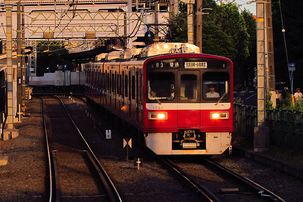 夕暮れ Daishi Line