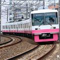 Photos: Pink Train