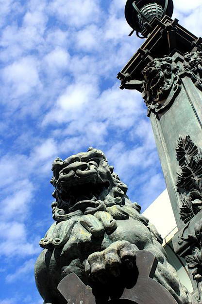 獅子 In The Sky