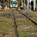 Photos: 不本意な終着駅