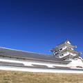 Photos: 群青の城
