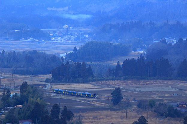 Photos: 山あいの朝