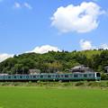 初夏の鉄路