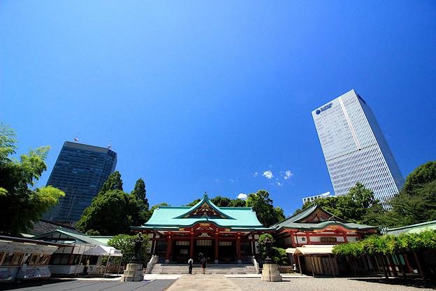 Urban Shrine