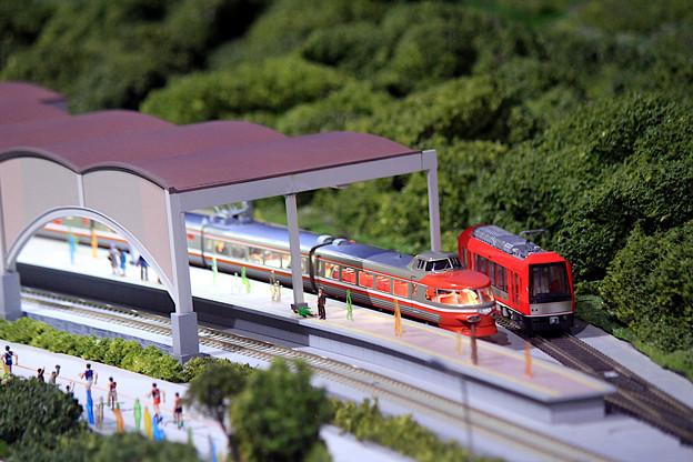 箱庭の終着駅