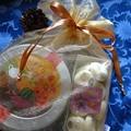 Photos: ハロウィンの紅茶とお菓子