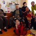 Photos: 四世代集合写真