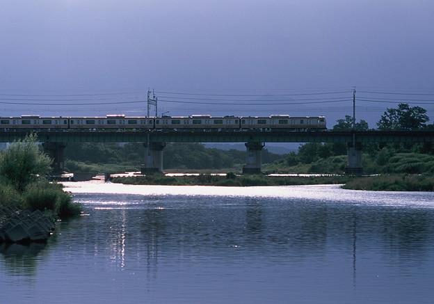 JR中央本線多摩川橋梁