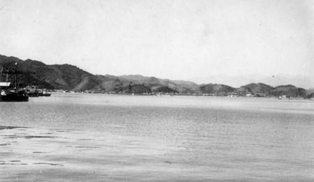 鯛名から東浜 1960