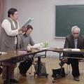 Photos: 吉岡先生と