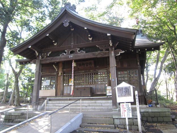写真: 八王子の浅間神社