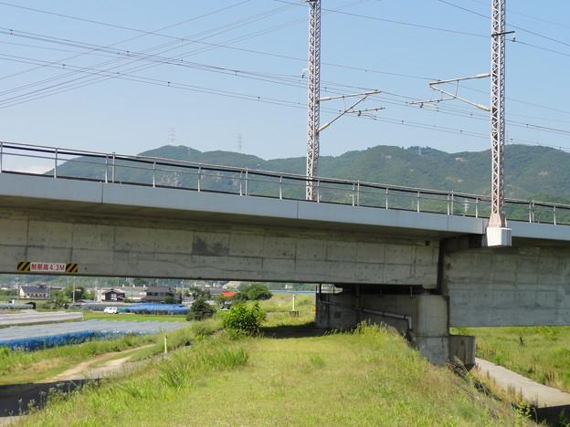 山陽新幹線、高架橋