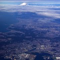 Photos: 写真00008  金沢八景から富士山