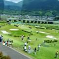 Photos: 写真00011 酒匂川の河川敷でパークゴルフ