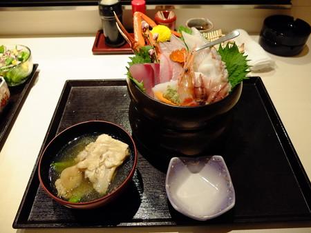 海の幸味どころ 軍ちゃん 高田店 海鮮丼(上) ¥1575